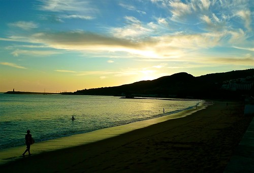Sesimbra' Sunset