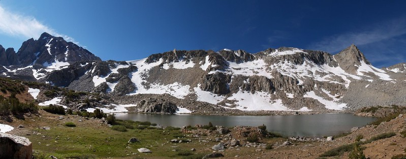 Bishop Lake panorama