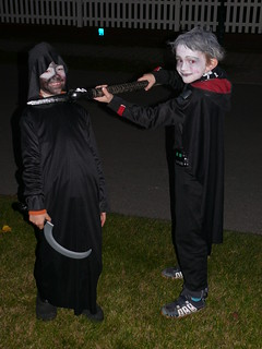Halloweenzwerge #1