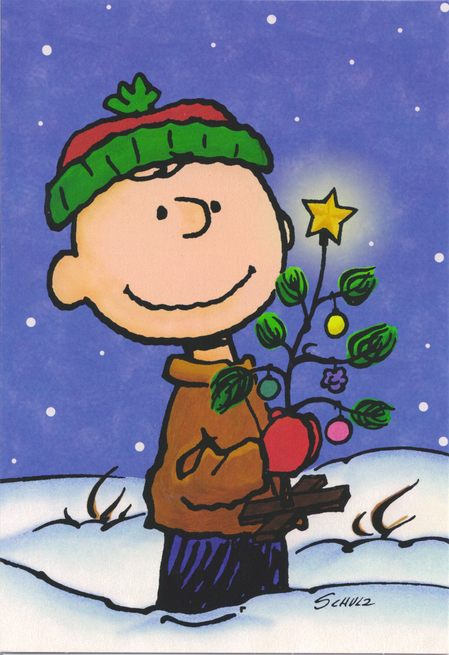 Charlie Brown Christmas | Flickr - 2100.3KB