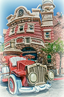 The ToonTown Fire Department