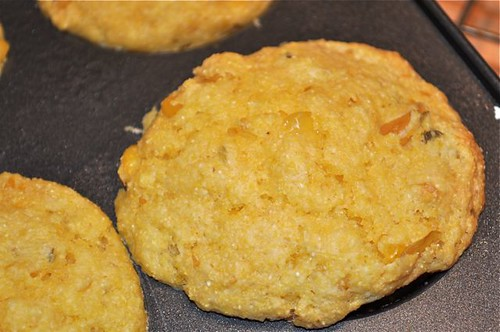 cornbread jalapeño muffins 17