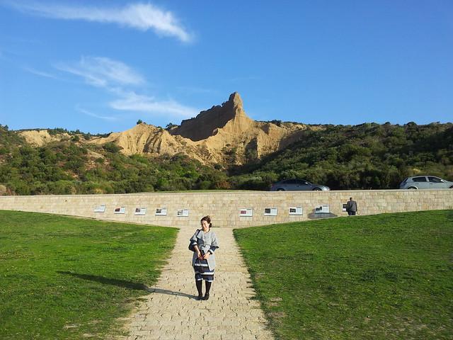 Anzak koyu - The Sphinx , Anzac Cove Gallipolli  Flickr ...