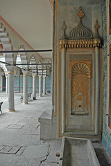 Courtyard of the Apartments of the Queen Mother, Topkapi Palace