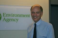 David Rooke, FCRM Director, Environment Agency