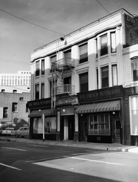 N. side of Commercial Street btwn San Pedro and Alameda, 1954 (00008762)