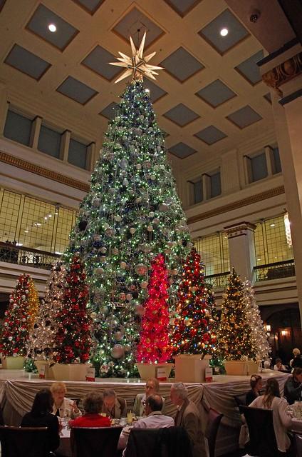 Macy's Christmas Tree - Chicago | Flickr - Photo Sharing!