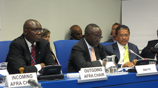 AFRA Meeting at the IAEA's 55th General Conference