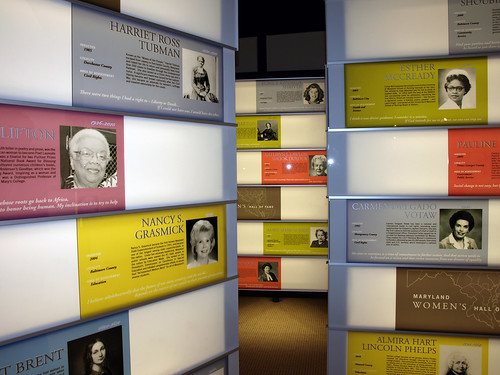 Maryland Women's Heritage Center Honors Women at Goddard