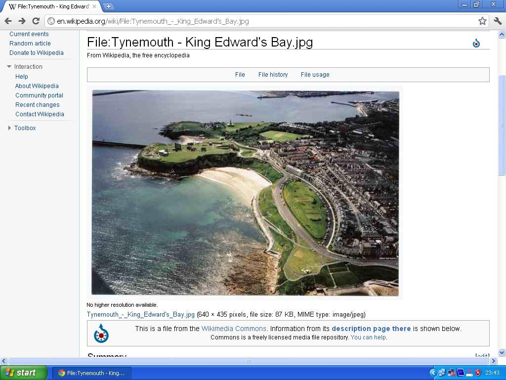 mer om king edvards bay