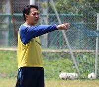 Ong Kim Swee jurulatih Harimau Muda