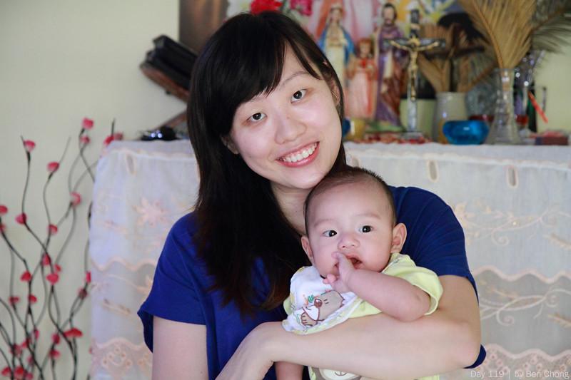 Baby - Yi Xi & Mama