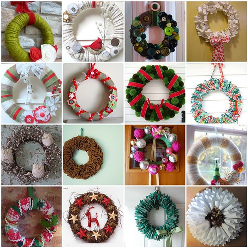 Inspired by Wreaths