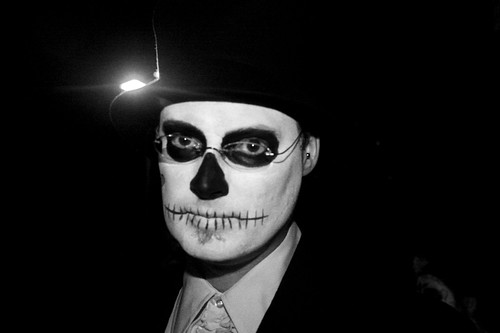 Day of the Dead Male Portrait