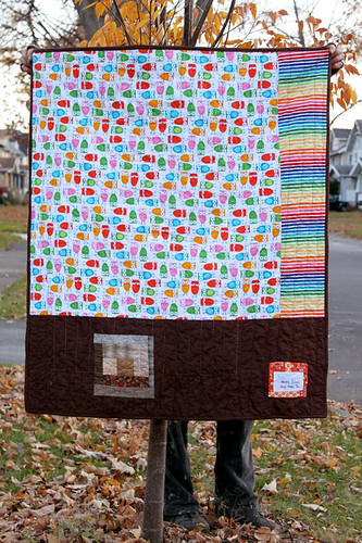 Collaboration Quilt