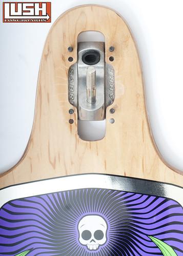 Adjustable Drop Through Mounts | Longboard News | Lush Longboards