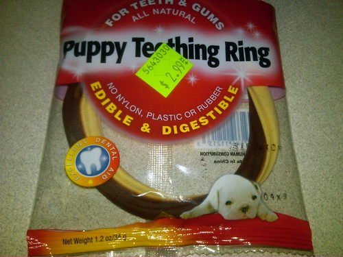 Expired Dog Treat