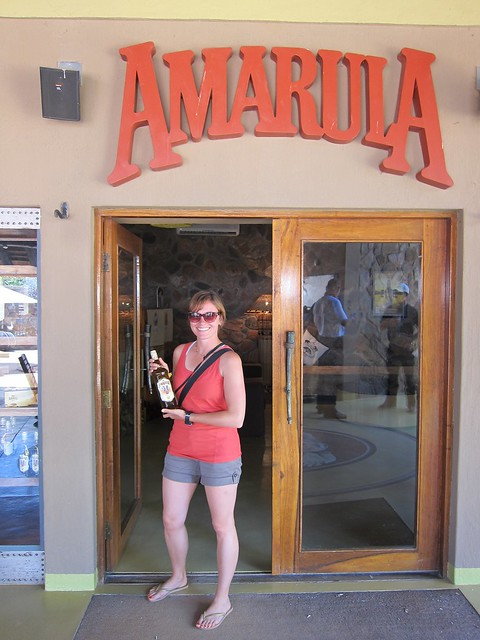 The Birthplace of Amarula