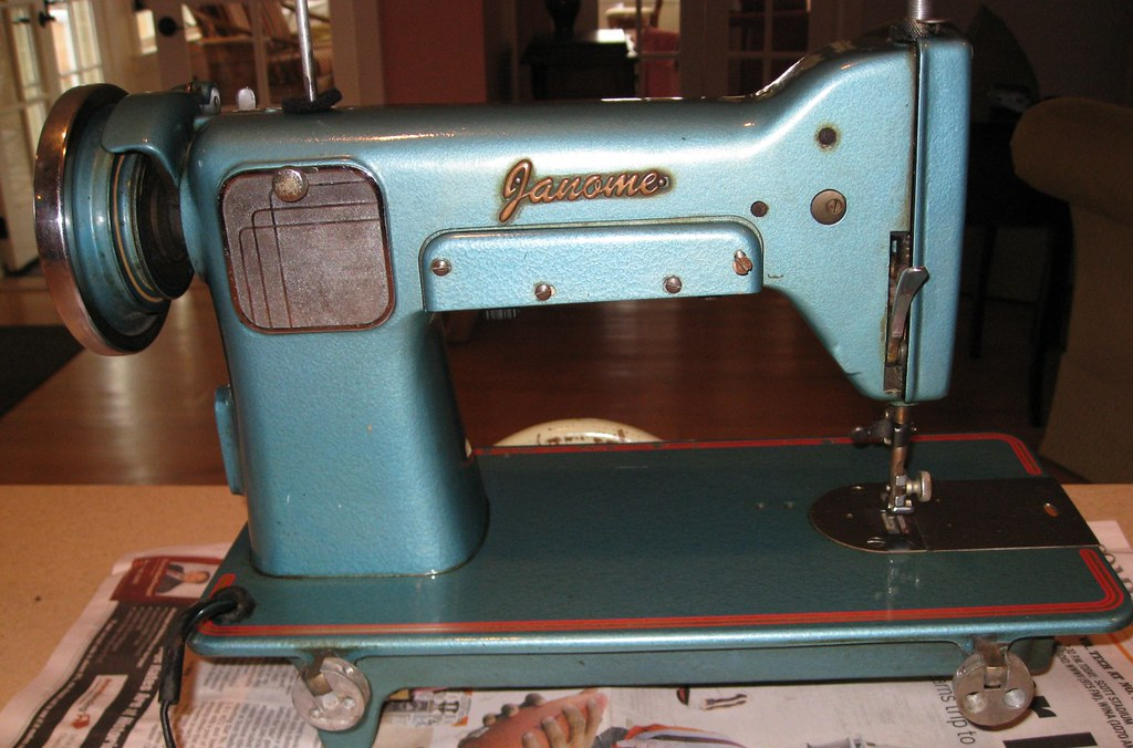 where is janome sewing machine made
