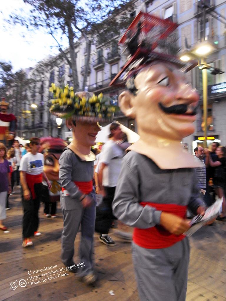 Hola Barcelona~巴塞隆納。最具規模的市場 La Boqueria聖約瑟市場R1042909