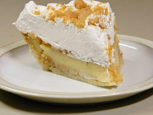 Nicole's Peanut Butter Pie