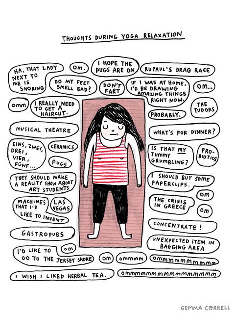 yoga thoughts