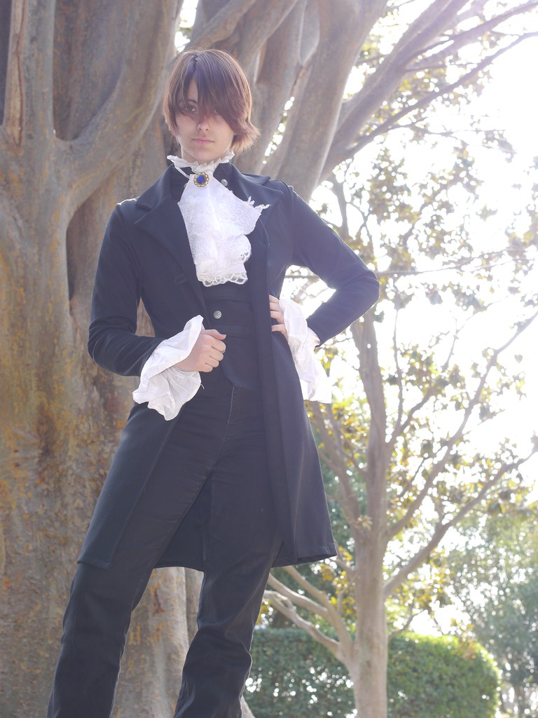 related image - Le printemps se Cosplay - Aoi Sora Cosplay - 2012-03-25- Marseille - P1360328