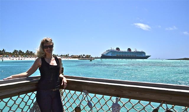 castaway caye bahamas disney fantasy cruise