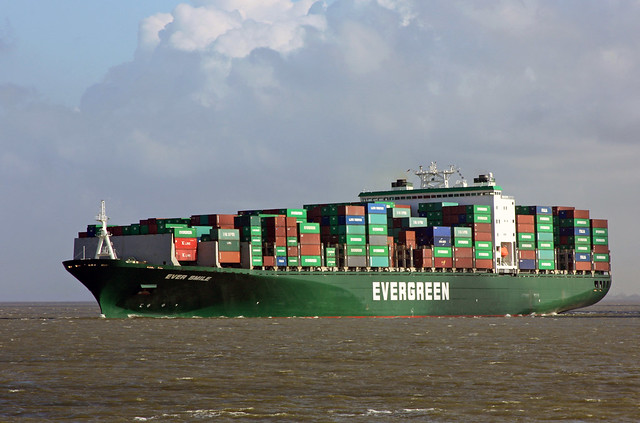 Evergreen shipping agency india contact details