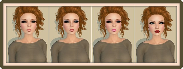 Beth Skin from Izzie's - Make ups 2