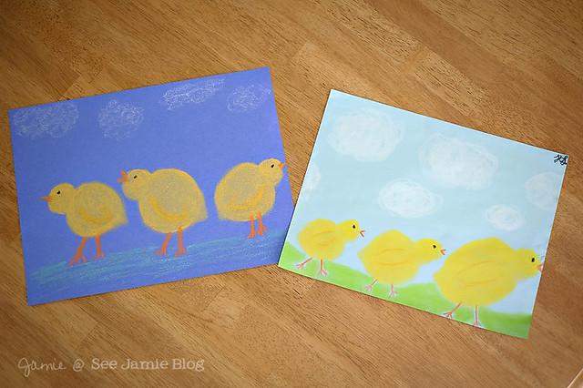 Little Chicks Pastel