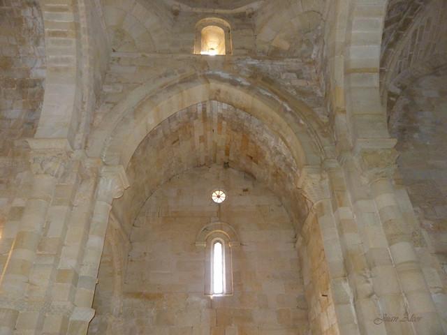 Iglesia de Santa Eufemia de Cozuelos (Olmos de Ojeda, Palencia)
