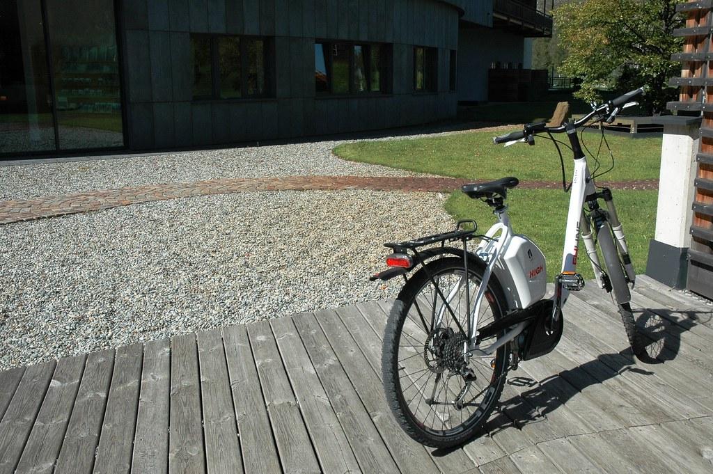 Aquadome, Längenfeld, Ötztal - eBike