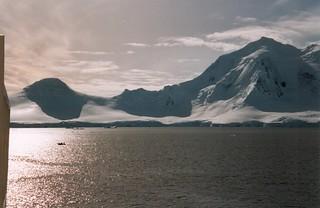 Zodiac Paradise Bay Antarktis