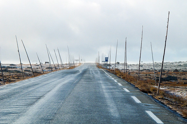 Ice Storm at Valdresflya