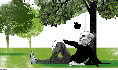 Steve Jobs, visionary