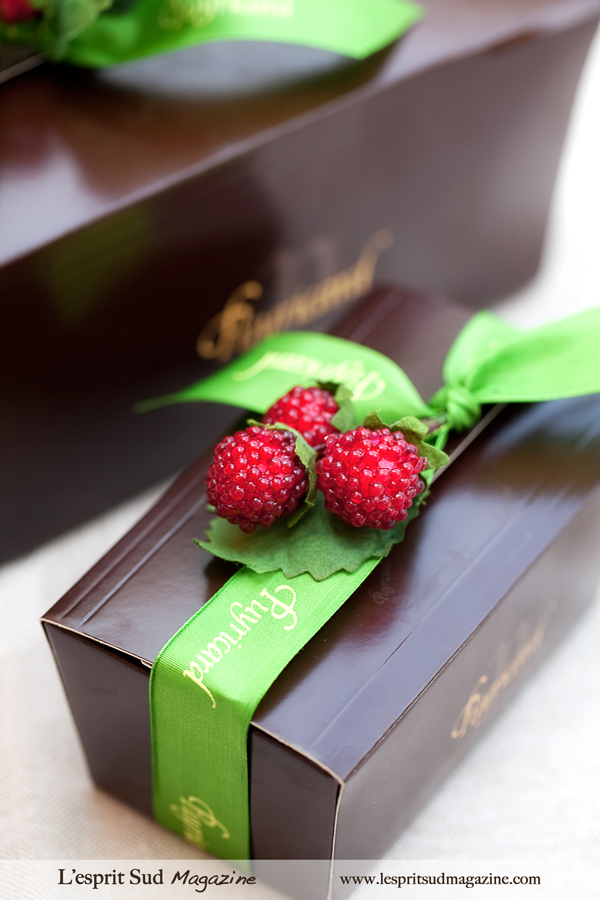 Puyricard chocolate boxes