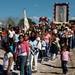 Procesión Guadalupana, Xonostle, Oaxaca, Mexico por Lon&Queta