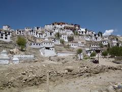 Ladakh: Stakna, Thiksey, Shey and Stok