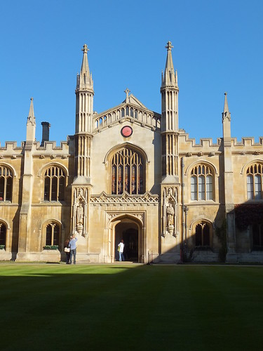 How Cambridge academics are learning open innovation