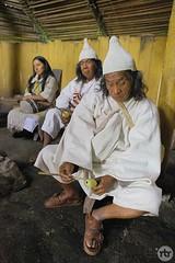 Ritual Espiritual a La Maloka (Bautizo de Nino) - Octubre 15 de 2011.