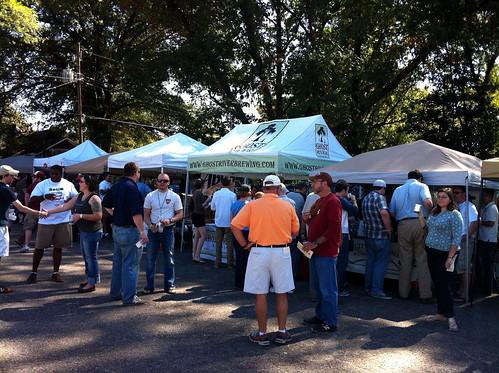Cooper-Young Regional Beer Fest, Memphis, Tenn.