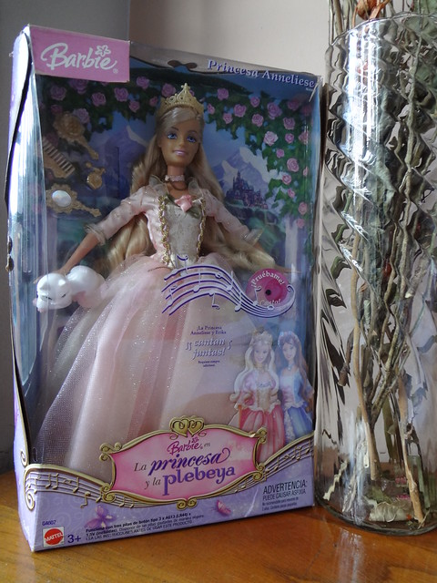 "Barbie as the Princess and the Pauper ""Anneliese Doll ..."