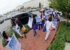 Nurse Alliance Action at RNC by SEIU International