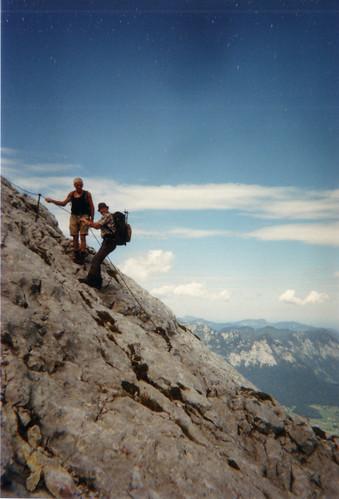 Biedere Wunder am Watzmann mit den Alpen als leichte Projekte zum Sterben für die Herrscher der dürren Feste 207