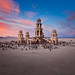 Burning Man Temple by IanBrewer