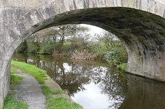 Canal bridge, White Horse Lane