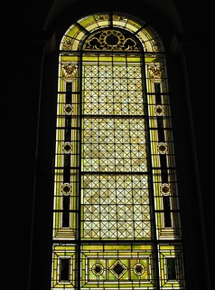 First Unitarian Church - Tiffany window