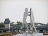 Molecule Man sur la Spree (Berlin)