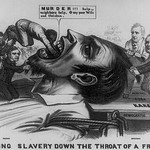 "Kansas Nebraska Act - ""Forcing Slavery"""
